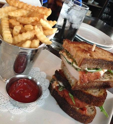 Houe-Sandwich