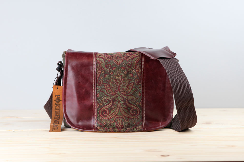 Berry and Wine Bag
