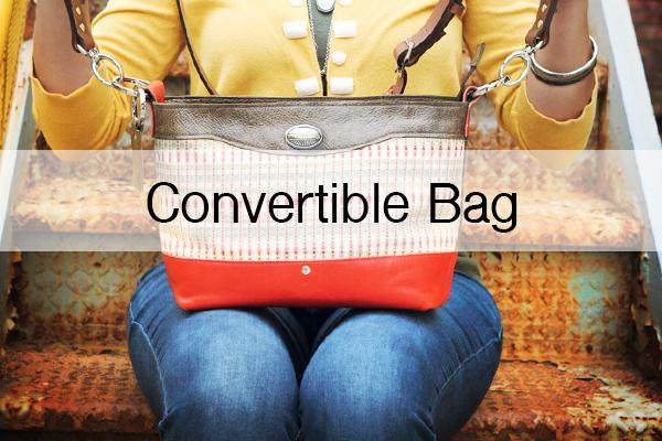 Convertible Camera Bag